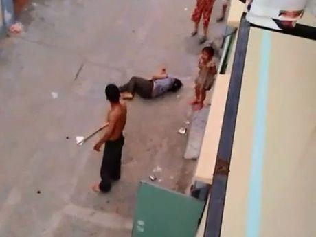Loi khai cua nguoi chong dung dao cua co vo ngay tren duong - Anh 2