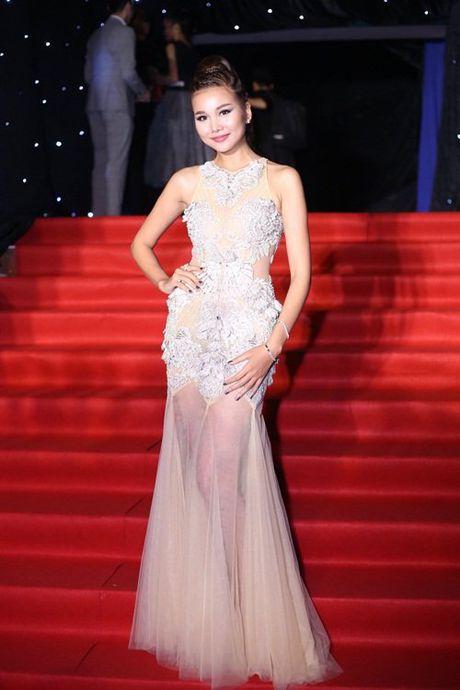 Lai phat hon voi gu mac dang cap cua Thanh Hang, Ha Ho - Anh 1