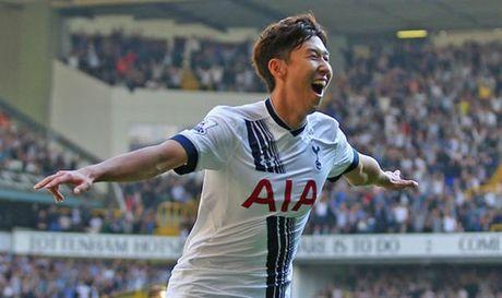 Top cac cau thu xuat sac nhat Tottenham 2 thang dau mua - Anh 1