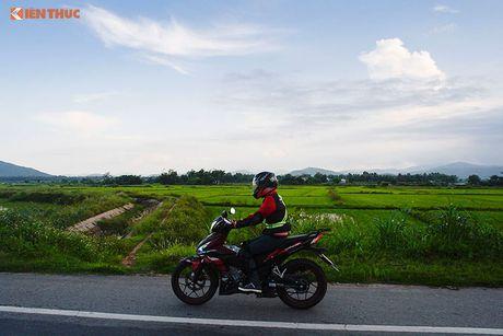 Honda Winner 150 - 'phuot thu' moi trong lang xe Viet - Anh 10