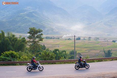 Honda Winner 150 - 'phuot thu' moi trong lang xe Viet - Anh 5
