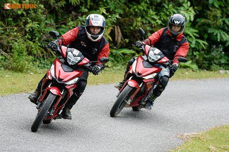 Honda Winner 150 - 'phuot thu' moi trong lang xe Viet - Anh 6