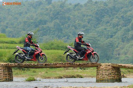 Honda Winner 150 - 'phuot thu' moi trong lang xe Viet - Anh 7