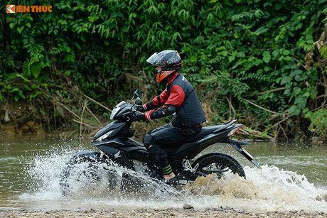 Honda Winner 150 - 'phuot thu' moi trong lang xe Viet - Anh 9