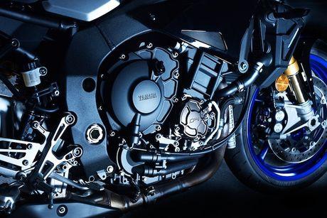 Yamaha MT-10 SP - Ban 'naked bike' cua sieu moto R1M - Anh 7