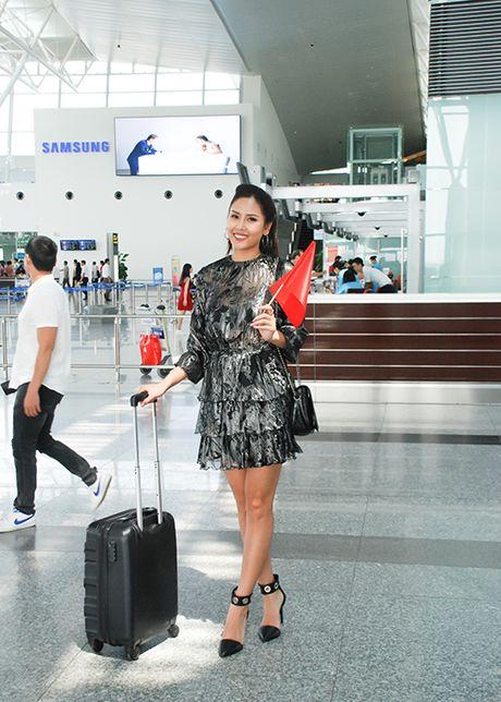 Bo me tien Nguyen Thi Loan sang My thi hoa hau - Anh 2