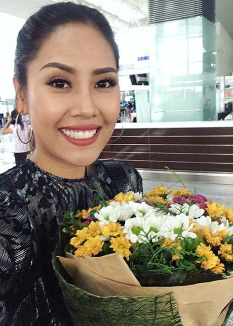 Bo me tien Nguyen Thi Loan sang My thi hoa hau - Anh 7