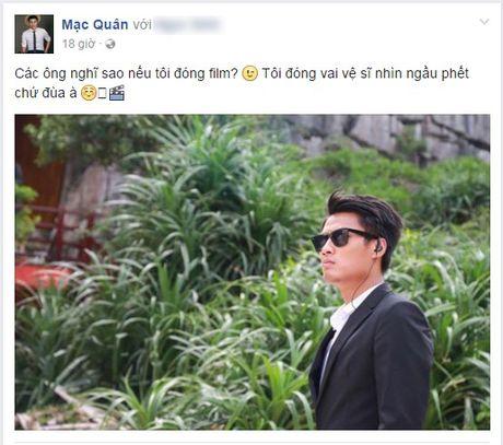 Khong duoc goi len DT Viet Nam, Mac Hong Quan chuyen nghe? - Anh 3