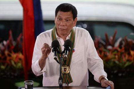 100 ngay lam Tong thong cua Rodrigo Duterte - Anh 1