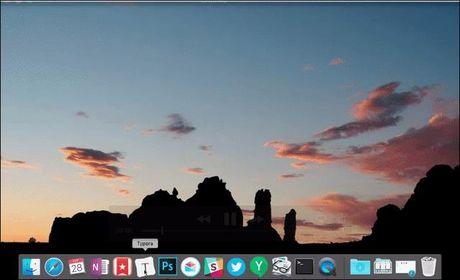 Kich hoat tinh nang an cho thanh dock tren MacOS - Anh 1