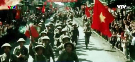 Hoi uc Ha Noi ngay 10/10/1954 - Anh 1