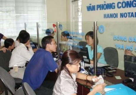 Cu the hoa tieu chi, phuong phap tinh diem va quy trinh xet duyet ho so de nghi thanh lap Van phong cong chung - Anh 1