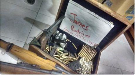 James Rodriguez bi doa giet - Anh 2