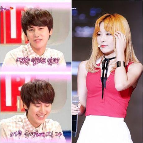 Seul Gi (Red Velvet) co mot loat fan nam la nguoi noi tieng - Anh 2