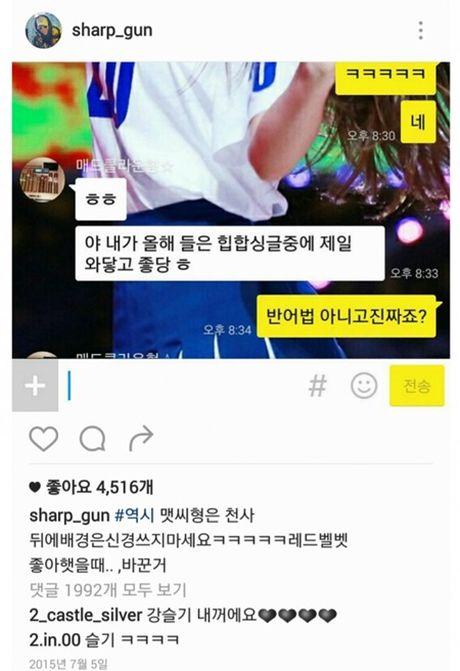 Seul Gi (Red Velvet) co mot loat fan nam la nguoi noi tieng - Anh 7