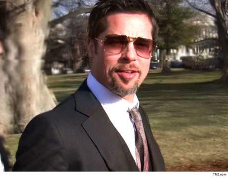 Brad Pitt khong bi truy to vi cao buoc bao hanh tre em - Anh 1