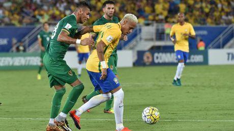 Tin HOT sang 10/10: Sao vo danh day khon Neymar, Inter an qua dang - Anh 1