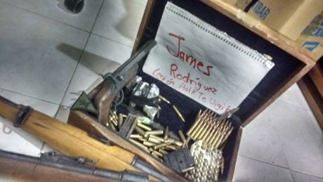 Su nghiep lan dan, James Rodriguez con bi doa giet - Anh 2
