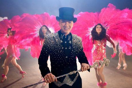 'Diamond Show' tran ngap long vu, kim cuong cua Mr Dam - Anh 1