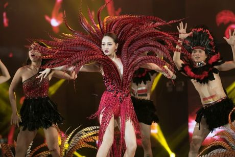 'Diamond Show' tran ngap long vu, kim cuong cua Mr Dam - Anh 2
