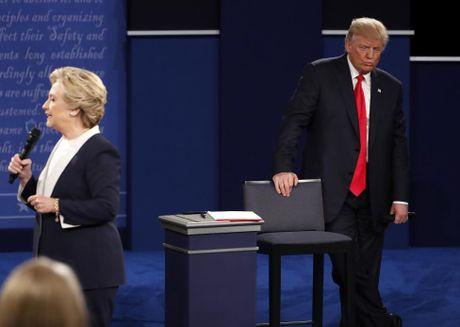 Cai ket bat ngo cua cuoc 'so gang' lan hai giua Clinton va Trump - Anh 11