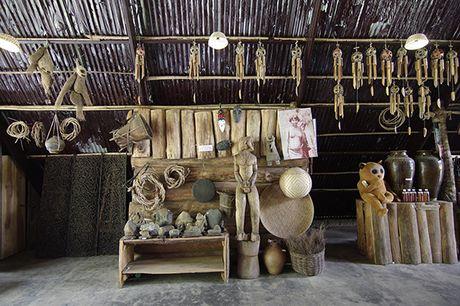 Bien lang Cu Lan cua nguoi K'ho thanh diem du lich hut khach - Anh 9