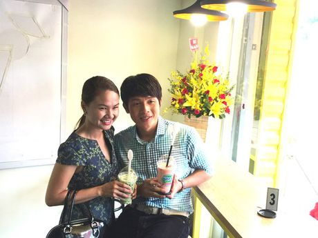 Hoa Hiep khai truong cua hang an uong o Sai Gon - Anh 3