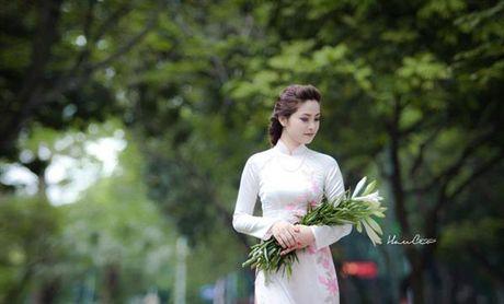 De xuat khong gian ao dai tai pho di bo Ha Noi - Anh 1