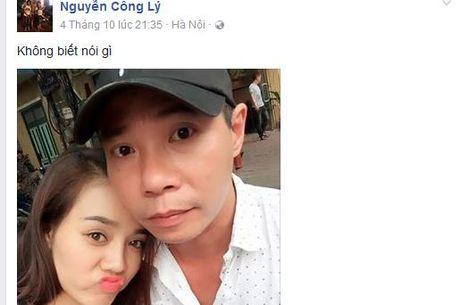Cong Ly cong khai hen ho voi ban gai moi - Anh 1