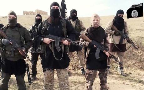 IS that thu, danh mat hon 1/4 lanh tho tai Iraq va Syria - Anh 1