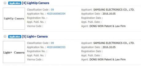 Ung dung camera xac nhan Galaxy S8 co camera kep? - Anh 1