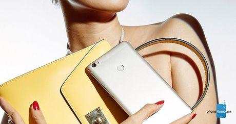 Xiaomi trinh lang Mi Max Prime: ban nang cap nhe cua Mi Max - Anh 1