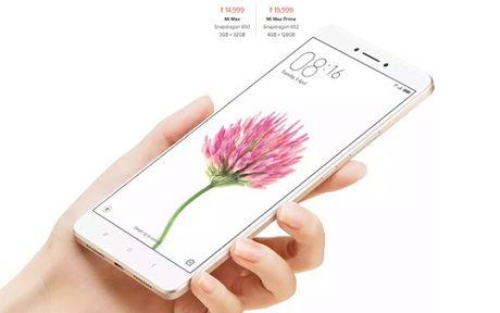 Xiaomi trinh lang Mi Max Prime: ban nang cap nhe cua Mi Max - Anh 2
