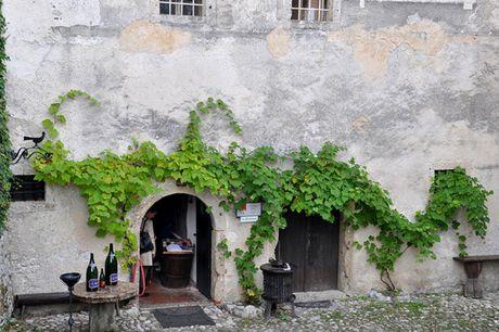 Bled - Toa lau dai co nhat Slovenia - Anh 3