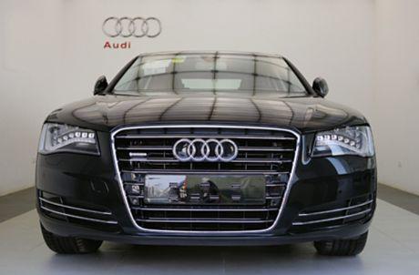 Audi A8 V8 FSI bi trieu hoi - Anh 2