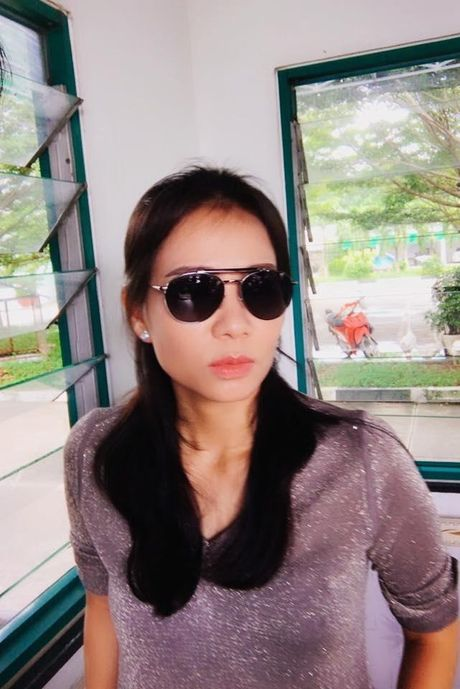 Ngac nhien voi hinh anh Thuy Van o tuoi 13 – Thu Minh ra dang 'dan ong' khi chup anh - Anh 2