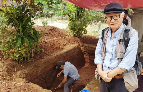 Lang mo Hoang de Quang Trung va bi mat lich su chua loi giai (ky 1) - Anh 1