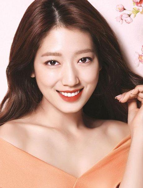 Nang kieu Park Shin Hye dep 'nin tho' trong bo anh moi - Anh 4