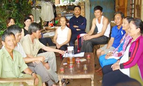 Dak Lak: 24 ho dan lao dao vi chia san pham khong deu? - Anh 1