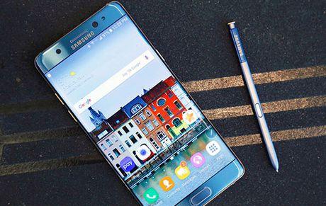 Galaxy Note 7 bi tam ngung san xuat, nha may Samsung tai Viet Nam 'den' lay - Anh 2