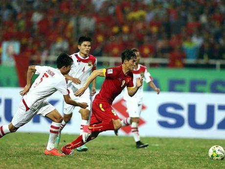 Indonesia - Viet Nam (2-2): Thang de, thua de - Anh 1