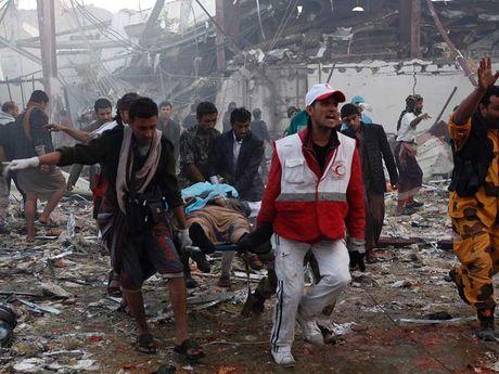 Lien quan A Rap bi nghi khong kich o Yemen - Anh 1