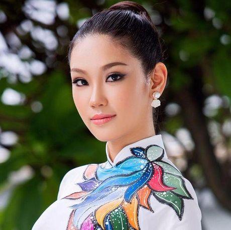 Nguyen Thi Loan, Phuong Linh di thi sac dep quoc te - Anh 11