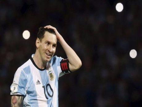 Messi hua chia tay tuyen voi tu cach vo dich the gioi - Anh 1