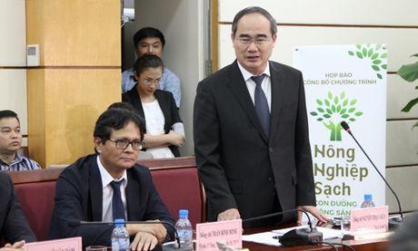 Nong nghiep sach cho nguoi Viet Nam va cho the gioi - Anh 1