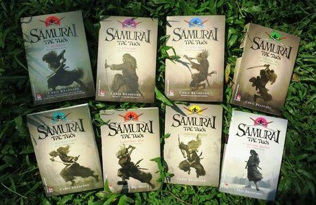 'Samurai tre tuoi' khoi mo tinh hoa van hoa Nhat Ban - Anh 1