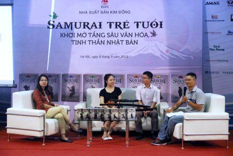 'Samurai tre tuoi' khoi mo tinh hoa van hoa Nhat Ban - Anh 2