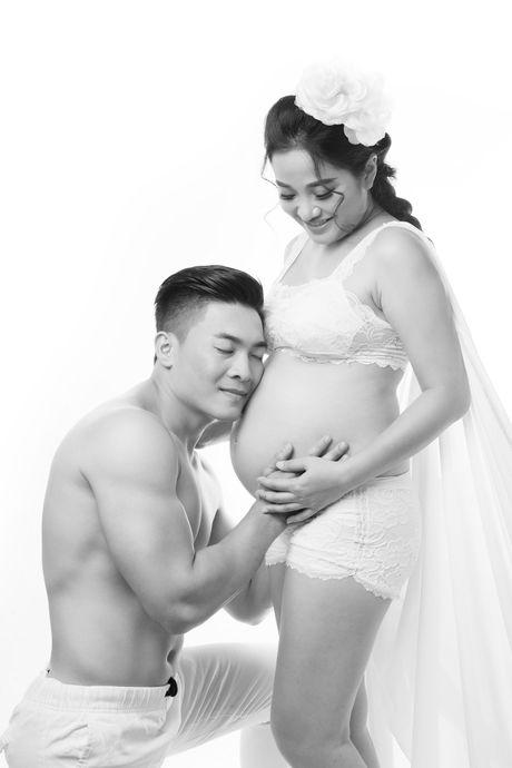MC Hong Phuong: 'Mang thai van tap luyen 60 phut moi ngay' - Anh 3