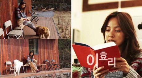 Lee Hyori lo dien sau thoi gian dai o an - Anh 2