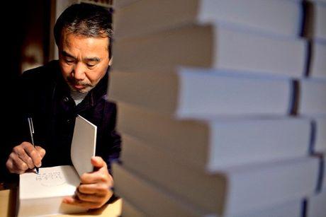 Ty le dat cuoc giai Nobel Van hoc: Murakami cao nhat - Anh 1